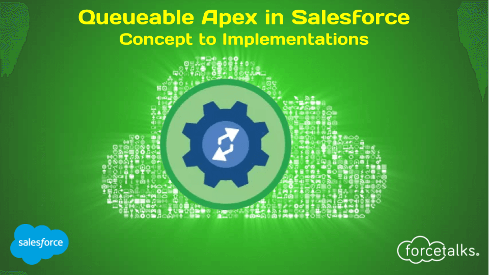queueable apex in salesforcev