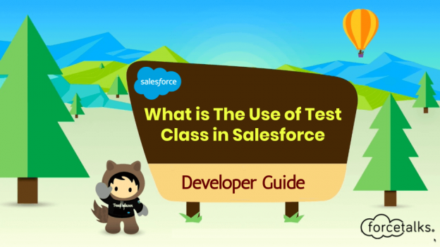 salesforce test class