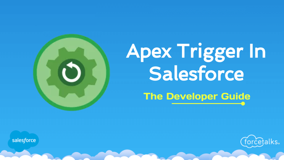 apex trigger in salesforce