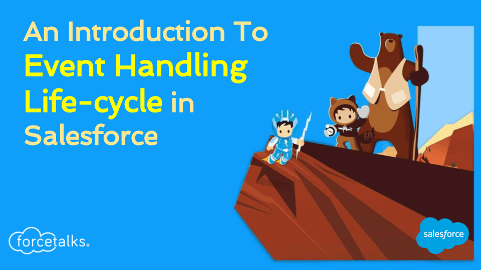 event handling liecycle