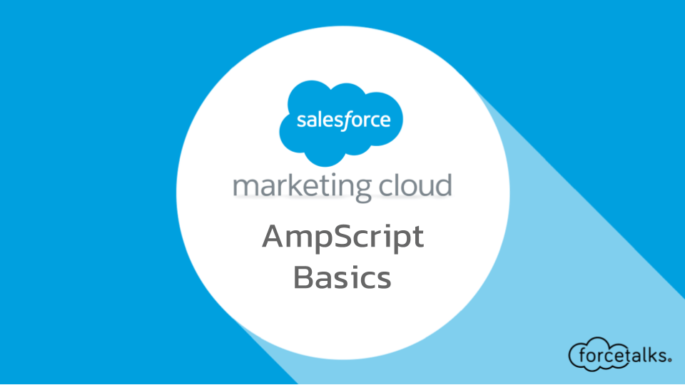 marketing cloud ampscript