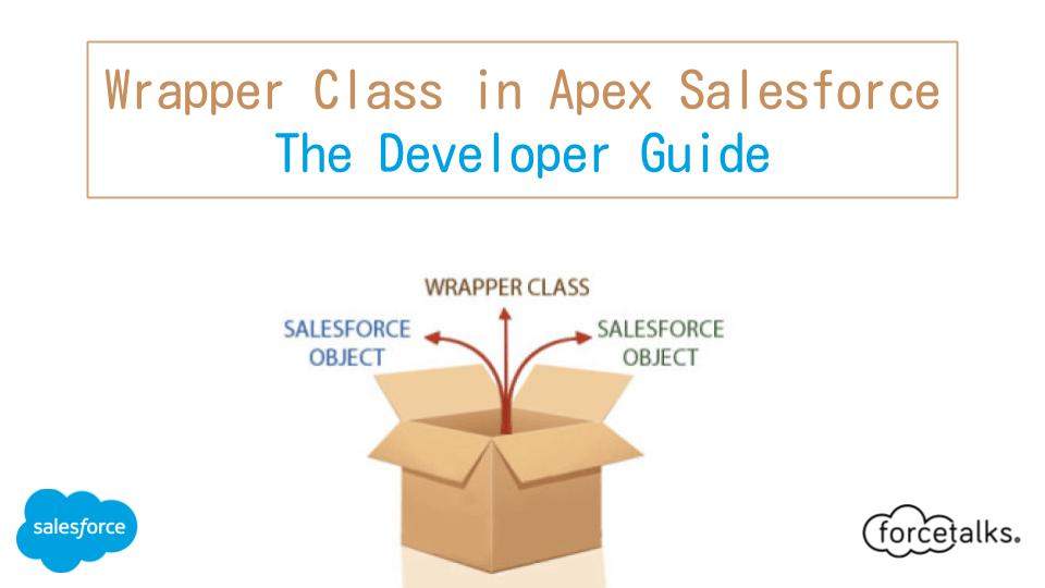 wrapper class in apex
