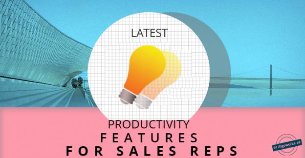 productivity features saleforce