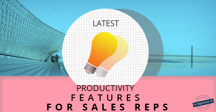 productivity features saleforce