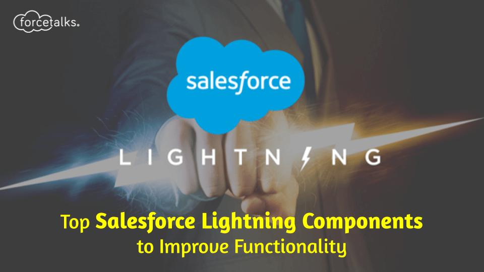 salesforce lightning component