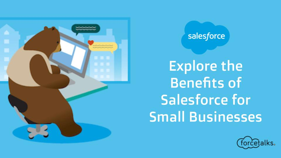 salesforce for small business