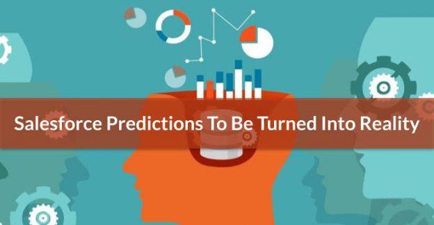salesforrce predictions 2019