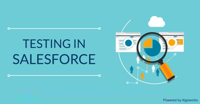testing in salesforce