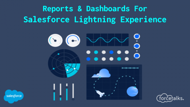 salesforce report and dashboards