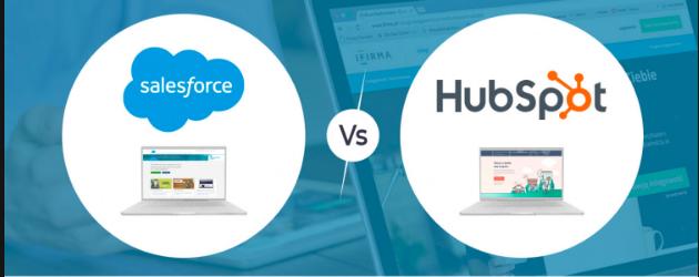 salesforce hubspot