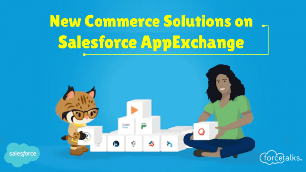 salesforce commerce solutions