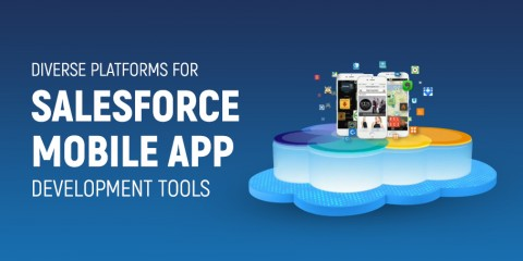 Diverse Platforms for Salesforce Mobile App Development Tools