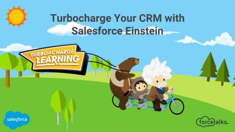Turbocharge Your Customer Relationship Management with Salesforce Einstein