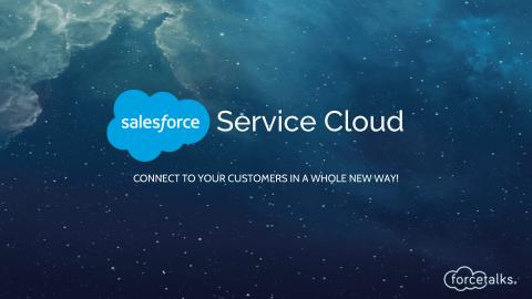 Salesforce Product : Service Cloud