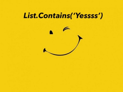 "The Most Awaited Feature ""List Contains"" is Now Available – Spring'18"