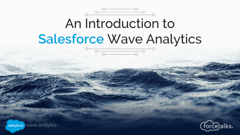 An Introduction to Salesforce Wave Analytics