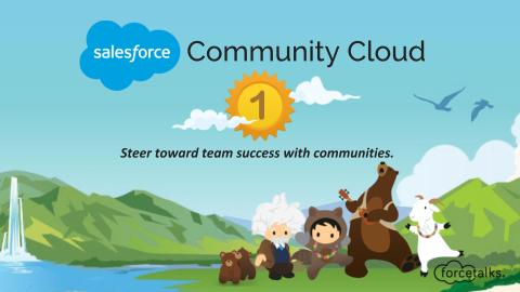 Salesforce Product : Community Cloud