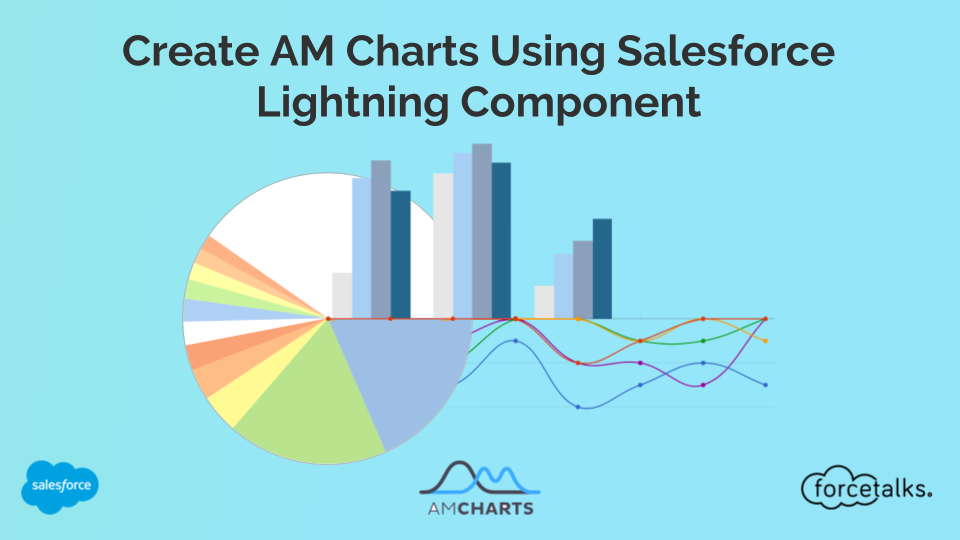 How to Create AM Chart Using Salesforce Lightning Component?