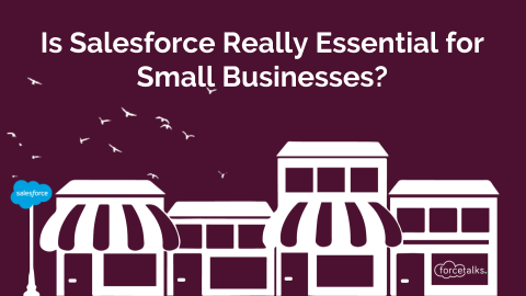 Is Salesforce Really Essential for Small Businesses?