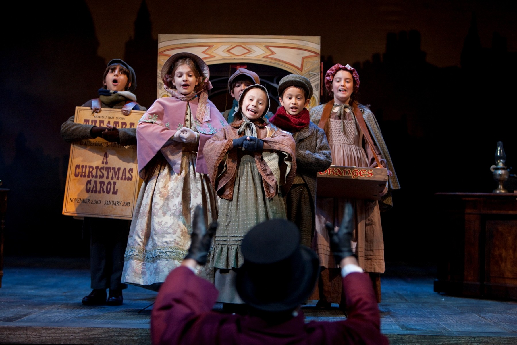 A Christmas Carol (2010) · Ford's Theatre