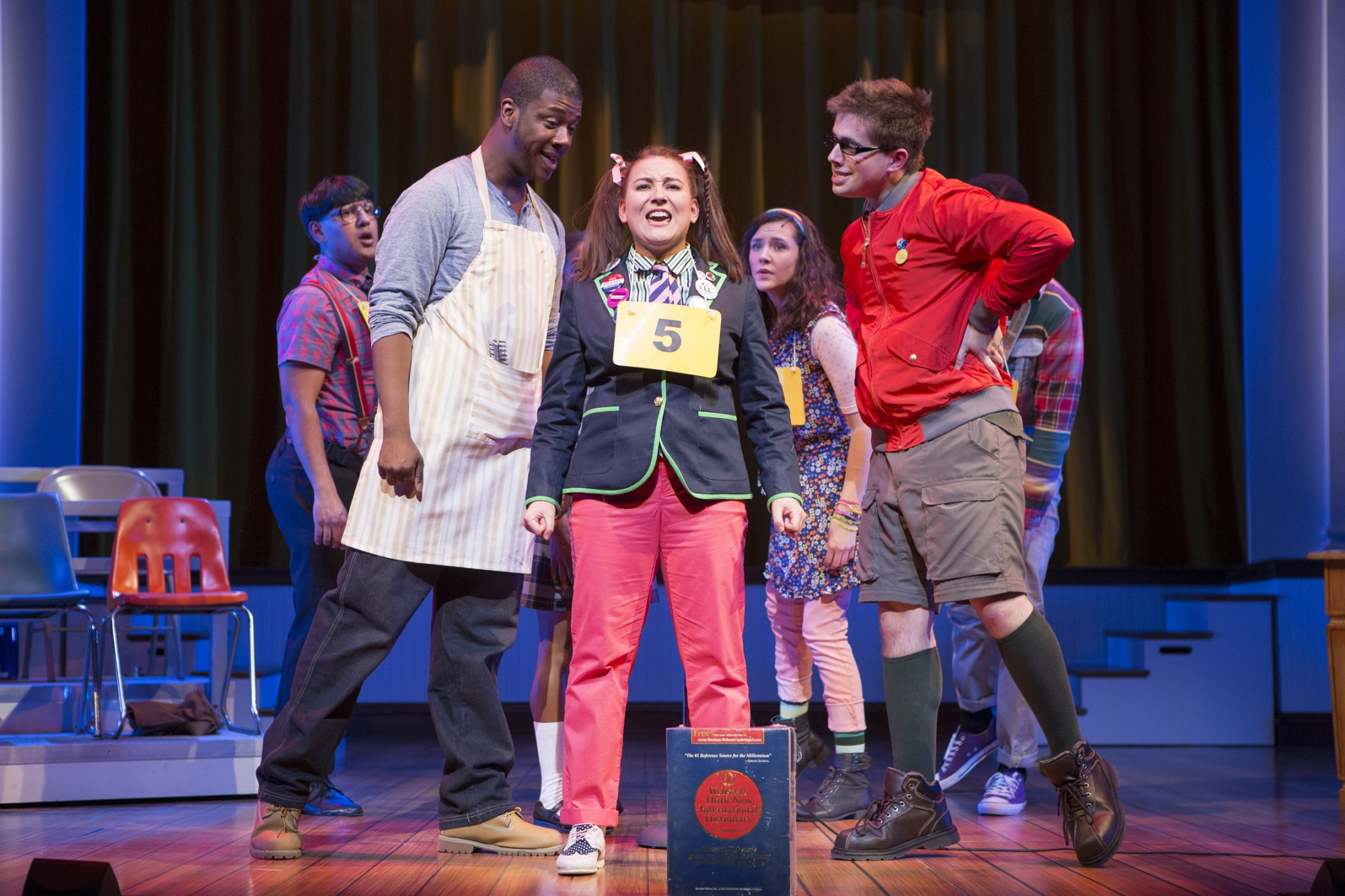 The 25th Annual Putnam County Spelling BeeSaved For Later