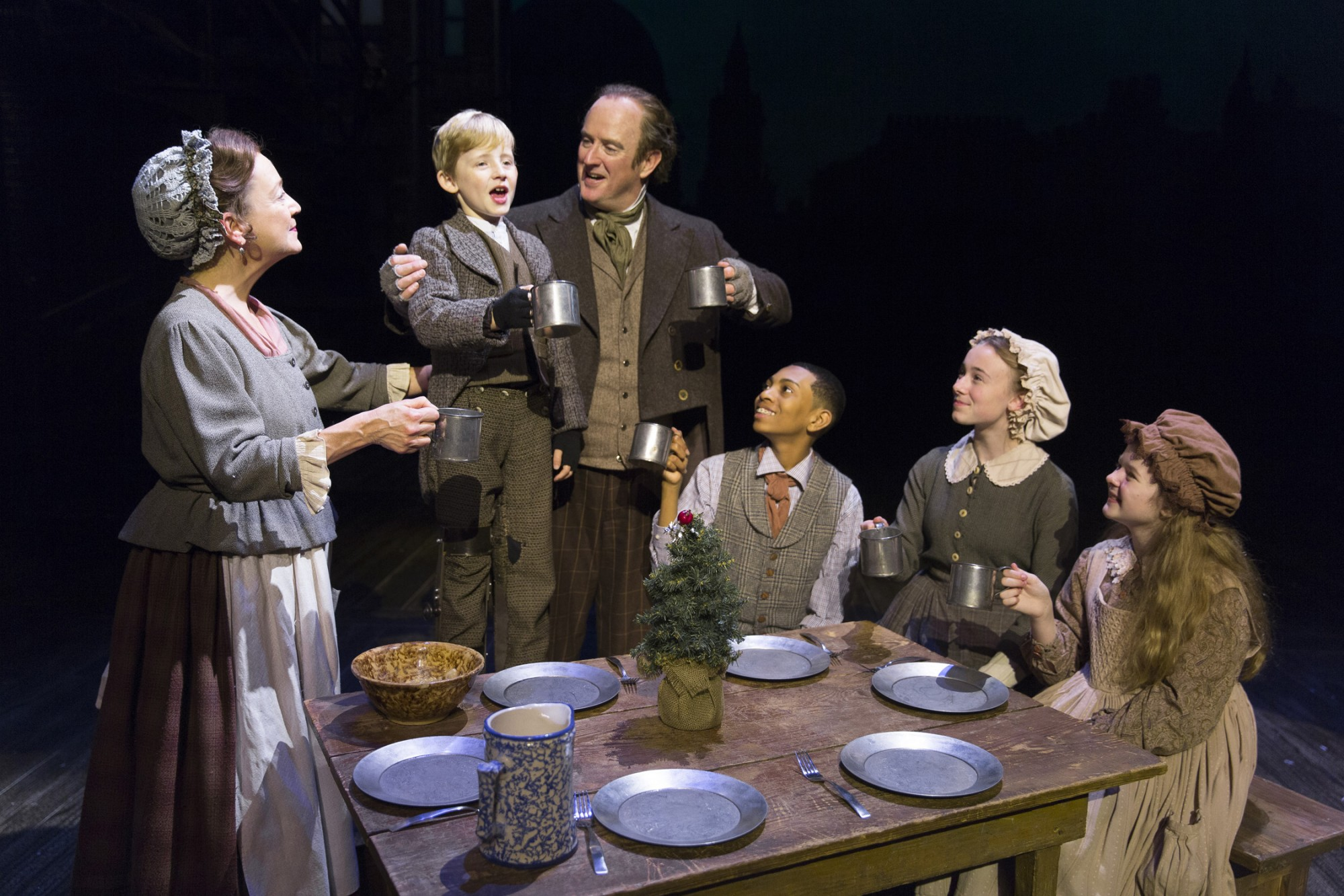 A Christmas Carol (2015) · Ford's Theatre