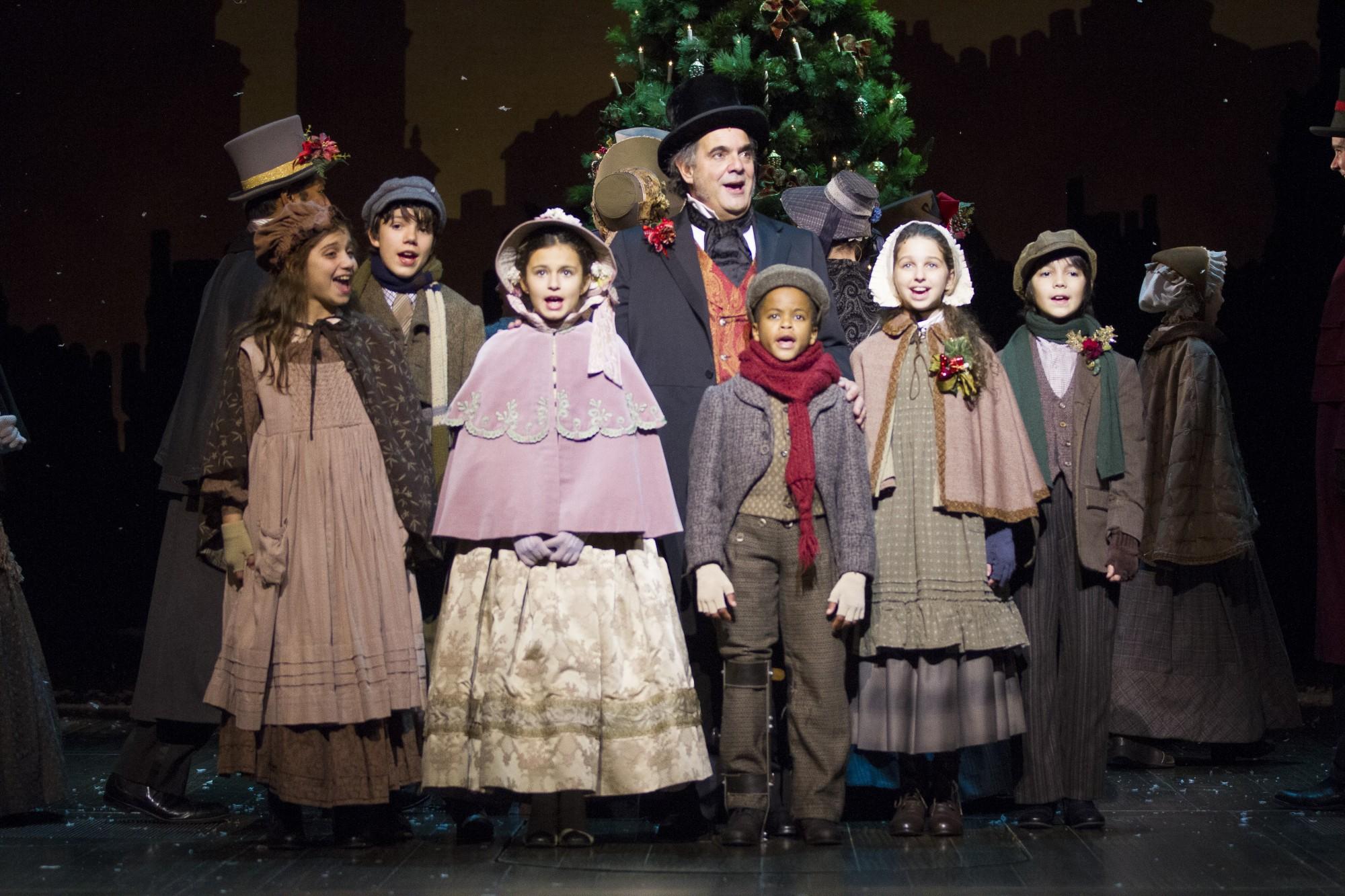 A Christmas Carol Cast.A Christmas Carol 2013 Fords Theatre