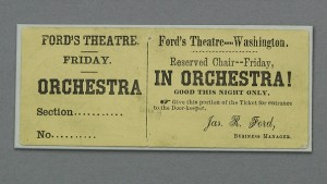 Orchestra Tickets
