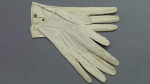 Major Henry Rathbone's Gloves