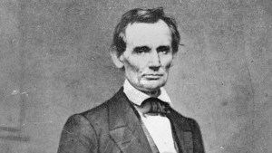 1860: Candidate Lincoln
