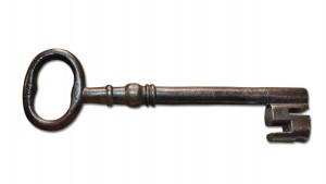 Key to Mary Surratt's Cell