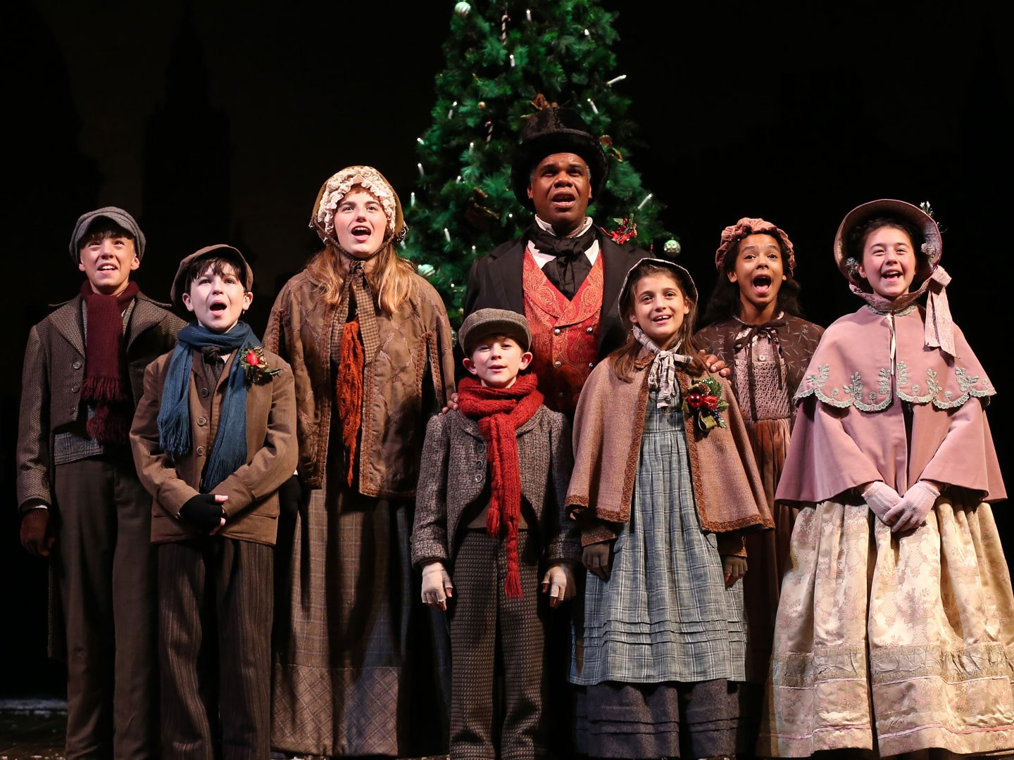 A Christmas Carol · Ford\'s Theatre