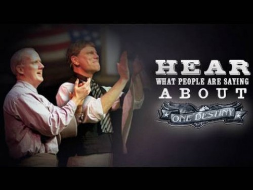 One Destiny | Fords Theatre