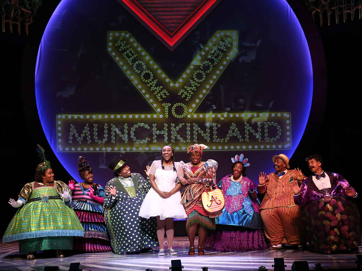 Review: 'The Wiz' Revival Punctuates Possibilities, Power of