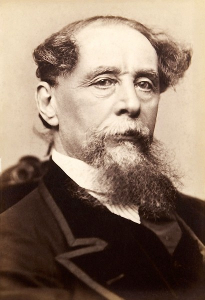 Charles Dickens image. Heritage Auction Gallery, Public Domain, https://commons.wikimedia.org/w/index.php?curid=8451549