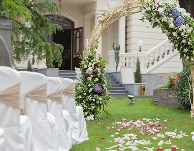 special event portable restrooms wedding event