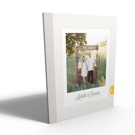 Hardbound Photo Book (8.5 X 11)