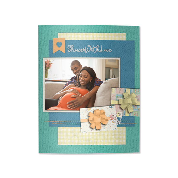 Softbound Photo Book (8.5 X 11)