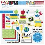 Cheerful School Digital Kit