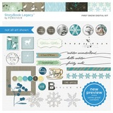 First Snow Digital Kit