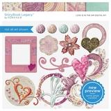 Love Is In The Air Digital Kit
