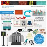 More City Streets Digital Kit