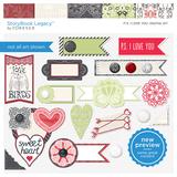 P.S. I Love You Digital Kit