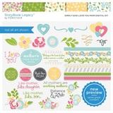 Simply Said Love You Mom Digital Kit