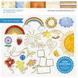 Sunshine 'n Rainbows Digital Kit