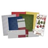 Christmas Digital Card Kit