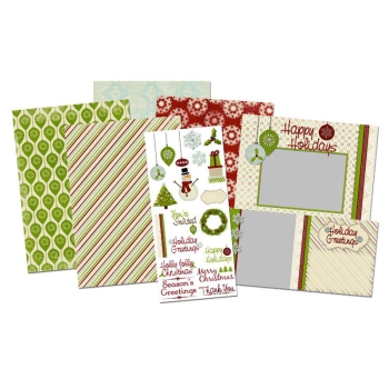 Holiday Digital Card Kit