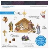 Classic Nativity Digital Additions