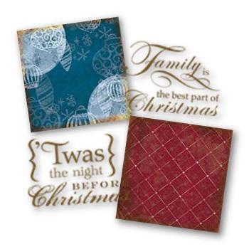Jewel Christmas Digital Additions