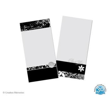 Wedding 4x8 Portrait Photo Card Templates For Storybook Creator